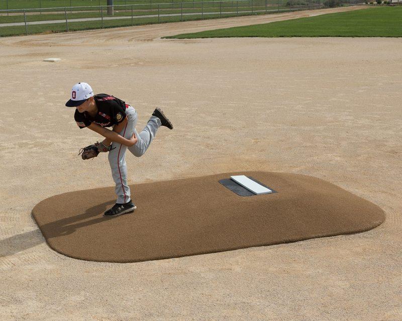 898 Portable Pitching Mound