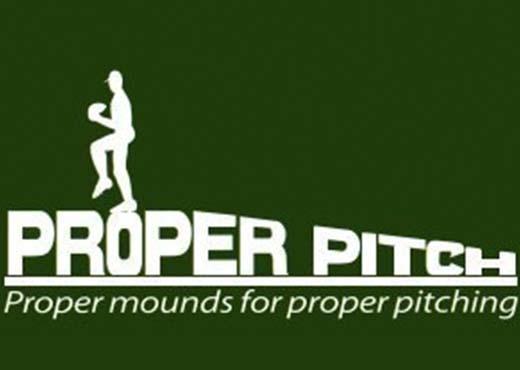 Proper Pitch Pitching Mounds