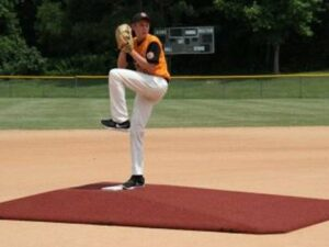 "Proper Pitch 8"" Tapered Pitching Mound"