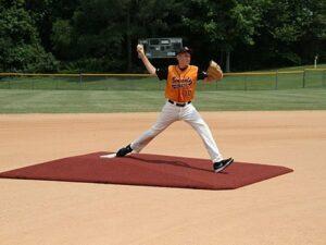 "Proper Pitch 10"" Tapered Pitching Mound"