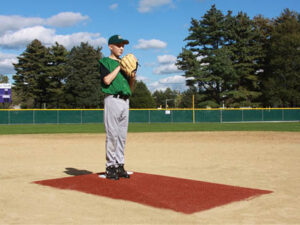 Major League Clay Pitching Mound