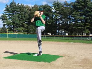 Minor League Pitching Mound