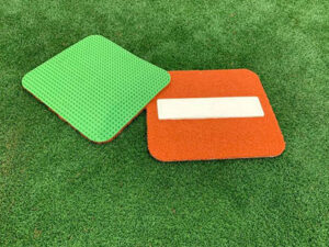 Short Spiked Softball Mat