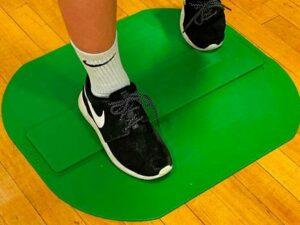 Indoor Sticky Softball Mat